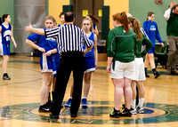 JV Girls vs Lunenburg 2/8/11